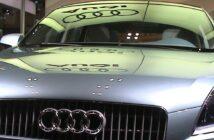 Audi setzt auf Lochblech-Fassaden