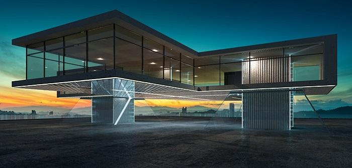 Moderne Fassadengestaltung Ideen Und Beispiele