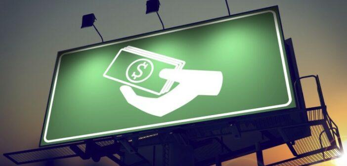 Kundenstopper: Auch bei der Werbeausstattung zählt die Optik