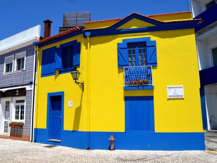 1. Ländliche Eleganz im portugiesischen Fischerviertel