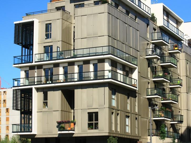 3. Hochmodern und trotzdem nicht einförmig - ein Beispiel aus Lyon: das immeuble bbc du quartier des Confluences,