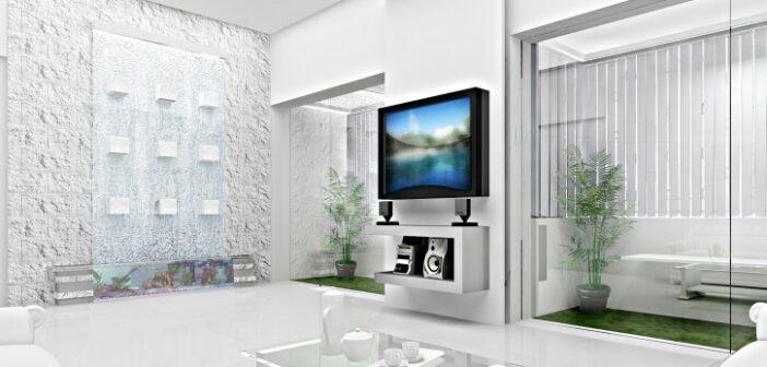 Möbel: Weiß + Hochglanz sind aus drei Gründen total angesagt