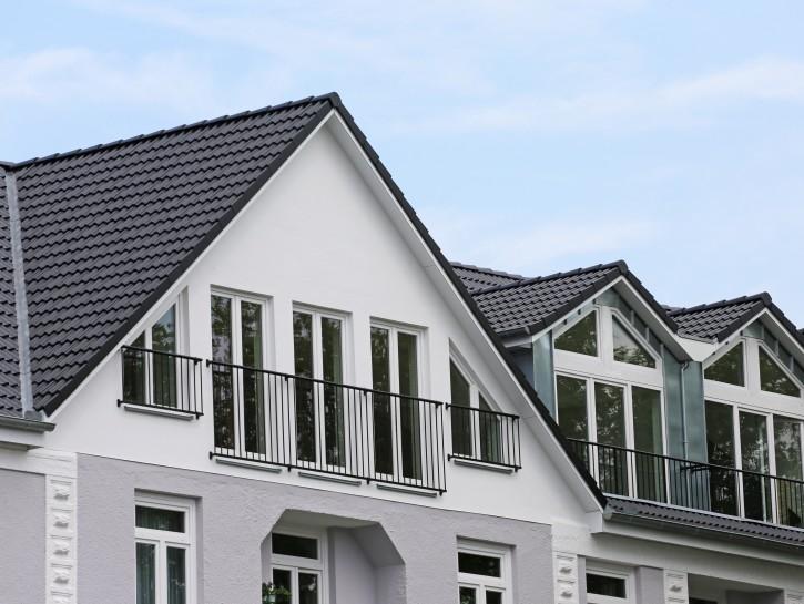 """2. Beispiel: """"Außengeländer für Fenster im Dachgiebel"""""""