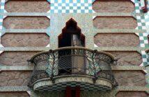 11. Idee: Mit Ornamenten verziertes Balkongeländer