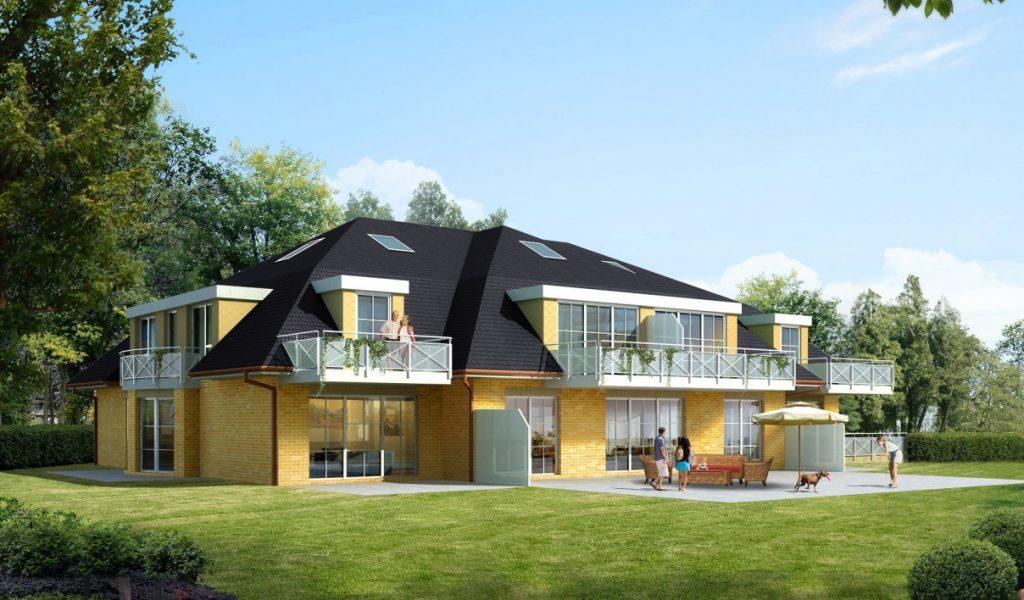 02. Traumhaus: Mehrfamilienhaus im Grünen