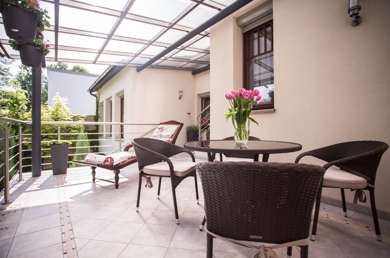 Terrassengestaltung: 10 Ideen & Beispiele Mit Bildern Und Fotos Terrasse Gestaltung Dach Planen