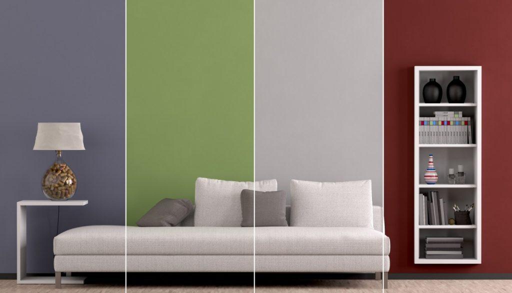 Wand Streichen Ideen Fur Muster Farben Streifen
