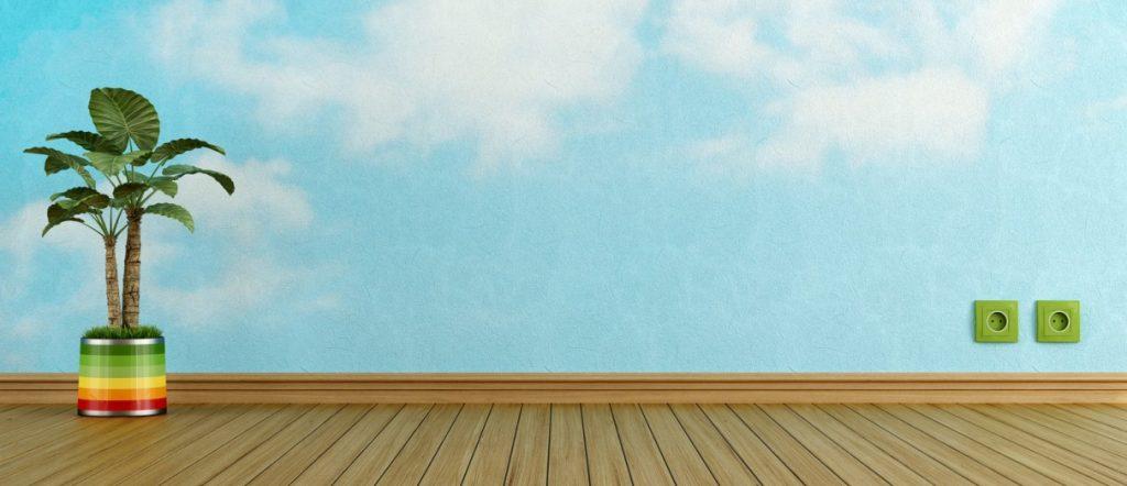 7. Wand-Idee: Den Himmel ins Zimmer holen