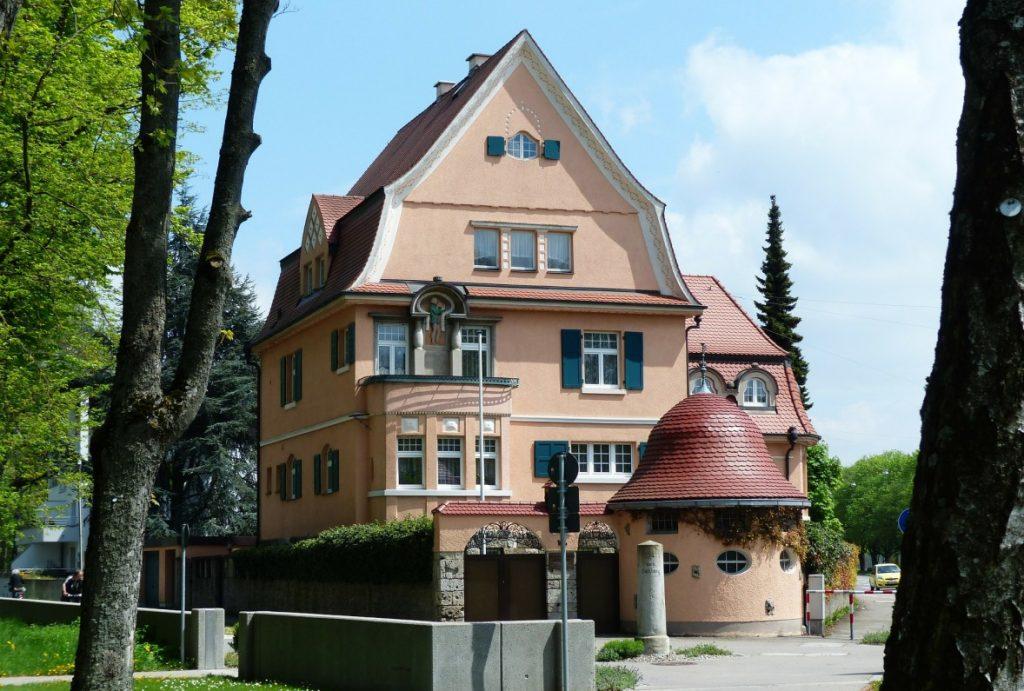 12. Traumhaus: Herrenhaus im Jugendstil