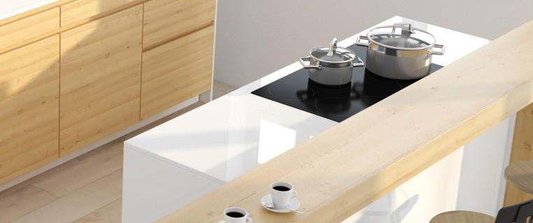 kuchen mit tresen ihr traumhaus ideen. Black Bedroom Furniture Sets. Home Design Ideas