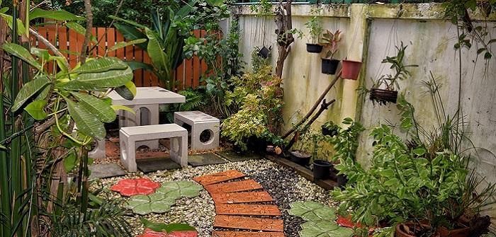 Kleine Gärten gestalten: Gartenideen für kleine Gärten