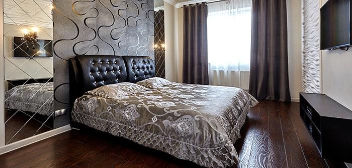 Tapeten & mehr: 12 Ideen zur Wandgestaltung im Schlafzimmer