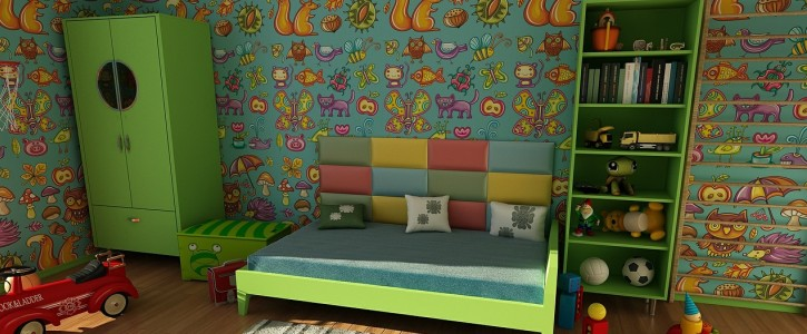 kinderzimmergestaltung 10 ideen f rs kinderzimmer. Black Bedroom Furniture Sets. Home Design Ideas