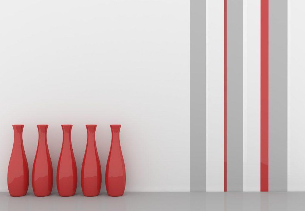 3. Rot als warmer Kontrast