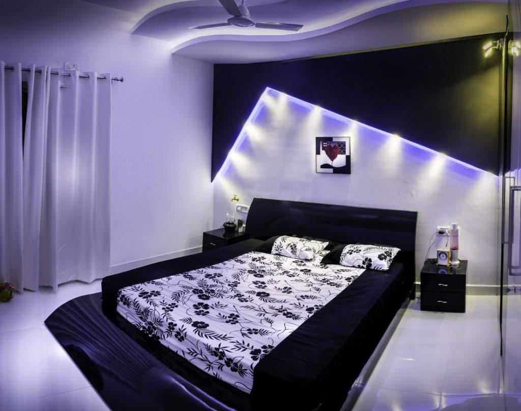 5. Wandleuchten im kleinen Schlafzimmer geschickt einsetzen