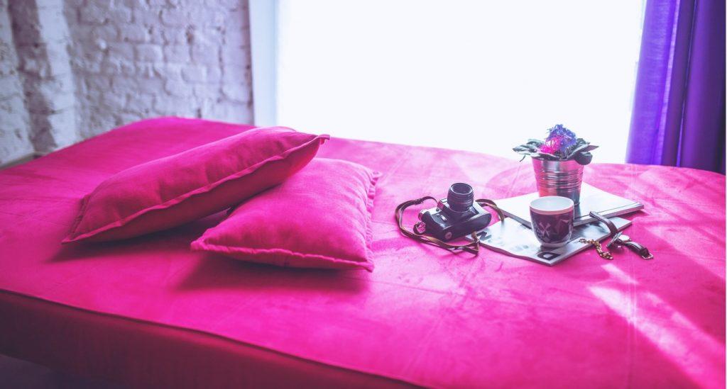 1. Das passende Bett: Einzelbett und maximal 1,40 x 2,00