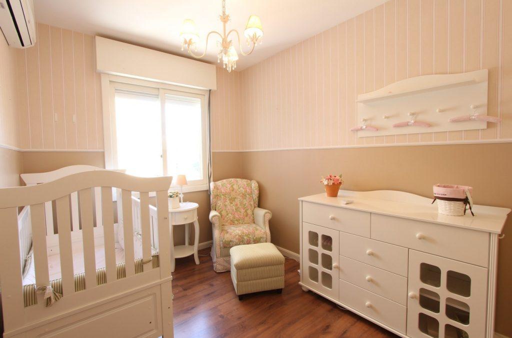 30. Modernes und zeitloses Kinderzimmer