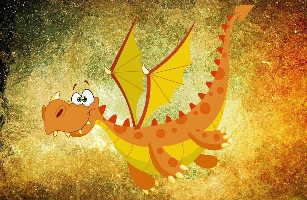 36. Zeichnungen für Drachenfans