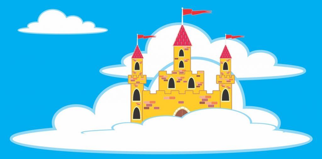 37. Willkommen im Kinderzimmer-Wolkenschloss