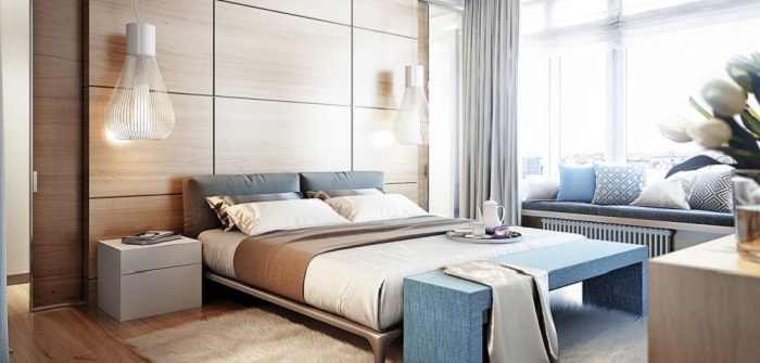 Kleines schlafzimmer 20 ideen rund ums einrichten farbe for Wohnideen kleines schlafzimmer