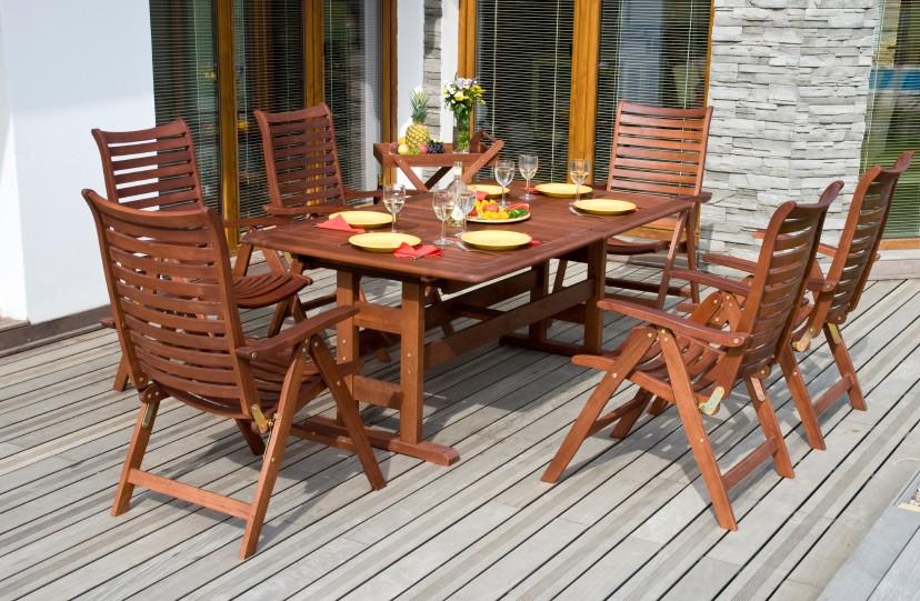 Teakholzmöbel küche  Teakmöbel für Terrasse und Garten