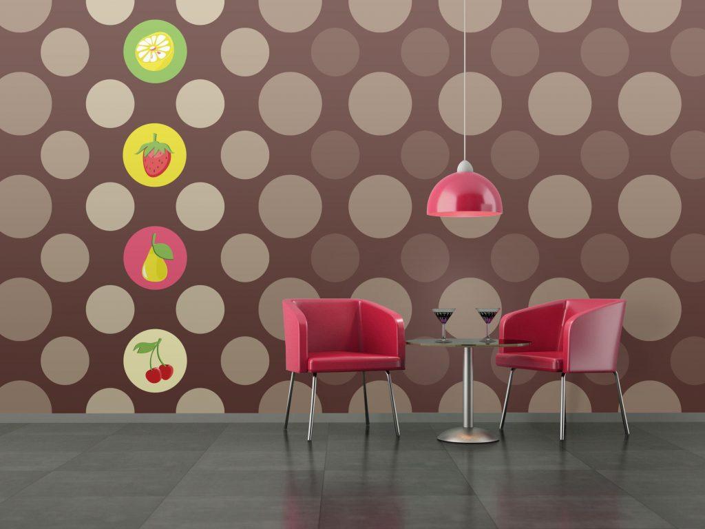 Küchenrückwand-Akzente: Früchtchen an der Wand: Bunte Akzente für die Küchenrückwand (#04)