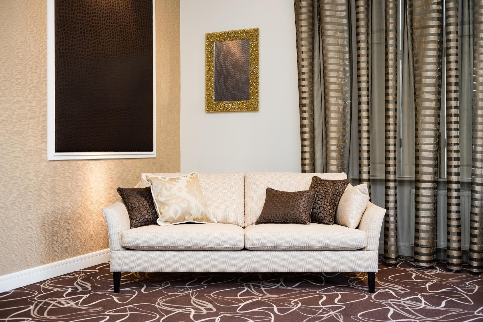 Gardinen: 6 Ideen für das Wohnzimmer
