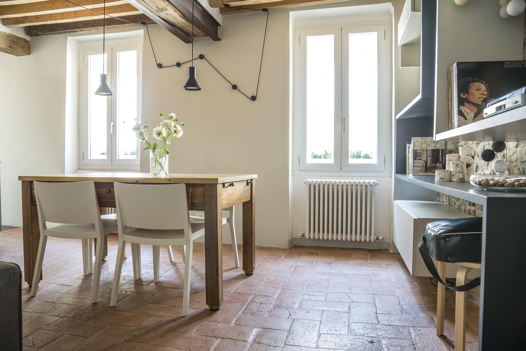 Cotto Einfach Zu Reinigen Und Dazu Noch Warm Und Wohnlich Anzuschaun