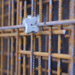 Isolierglas-Abstandhalter aus Stahl verringern Energieverlust