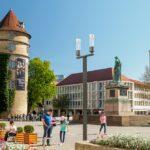 Immobilienmarkt-Vergleich in Stuttgart, Düsseldorf und Dresden