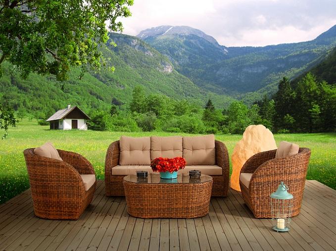 gartenm bel die neuen trends f r 2017. Black Bedroom Furniture Sets. Home Design Ideas