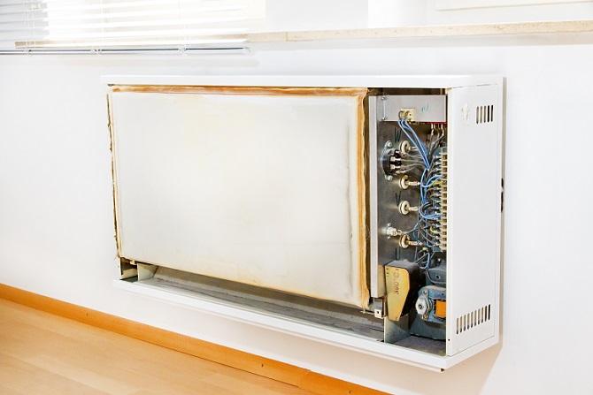 Nachtspeicheröfen oder die elektrische Nachtspeicherheizung, wie sie auch genannt wird, funktioniert auf Basis von elektrischem Strom. Wie der Name schon sagt, spielt die Tages- bzw. Nachtzeit bei der Gewinnung von Wärme eine wesentliche Rolle. (#01)