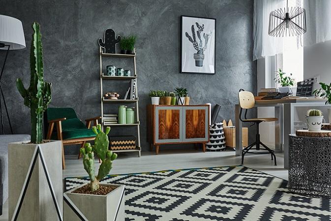 Die Wohnungsgestaltung wirkt sich also auch auf die Auswahl der Deko-Objekte aus. (#07)