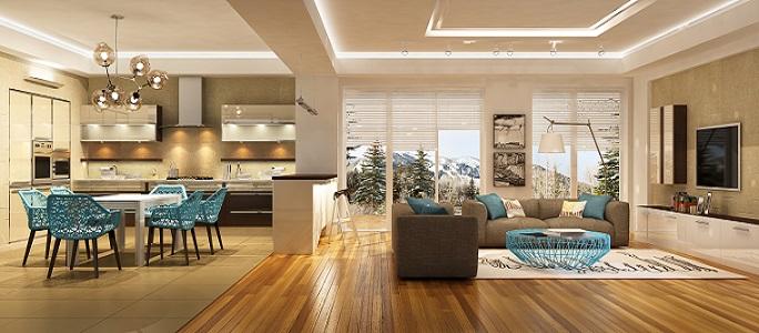 Viele lieben es, ein wenig zu experimentieren und die Möbel einmal anders aufzustellen oder sich in den Einrichtungshäusern neue Wohnideen zu holen. (#08)