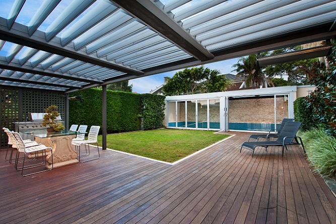 Die WPC Terrassendielen sind durchaus eine gute Alternative zu Stein oder auch zu Fliesen aus Holz. Vom Design her erinnern sie an Holz, das gilt auch für die Bauweise. (#02)
