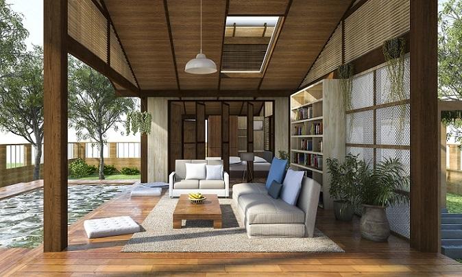 Die Vor- und Nachteile der WPC Terrassendielen halten sich die Waage und es ist in erster Linie eine Frage des persönlichen Geschmacks, ob die Dielen für die eigene Terrasse in Frage kommen. (#07)
