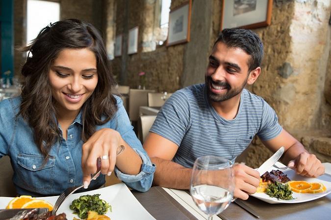Ein vom Verkauf finanzierter Restaurantbesuch kann den Abend nach einem anstrengenden Tag aber ganz wunderbar versüßen. (#10)