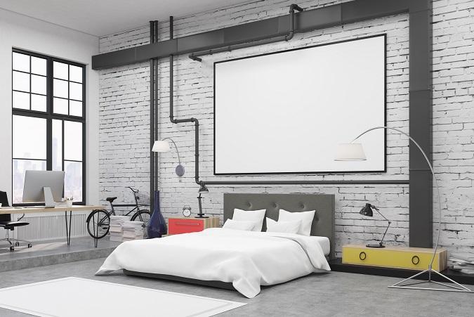 Wenn man bei Gestalten des eigenen Zimmers zunächst keine wirklichen Ideen hat, kann es helfen, sich ein bestimmtes Thema für die Zimmergestaltung zu suchen. (#09)
