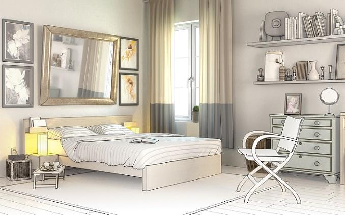 Zimmergestaltung: 10 Ideen fürs Schlafzimmer