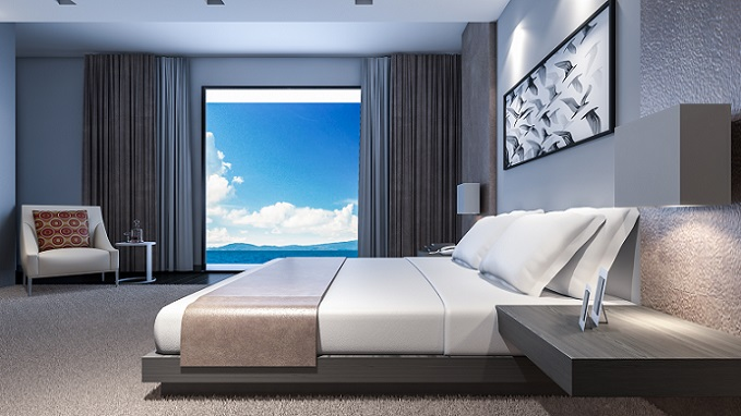 zimmergestaltung 10 ideen f rs schlafzimmer. Black Bedroom Furniture Sets. Home Design Ideas
