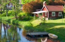 Immobilien in Schweden: Villa Kunterbunt wird zum Traumhaus