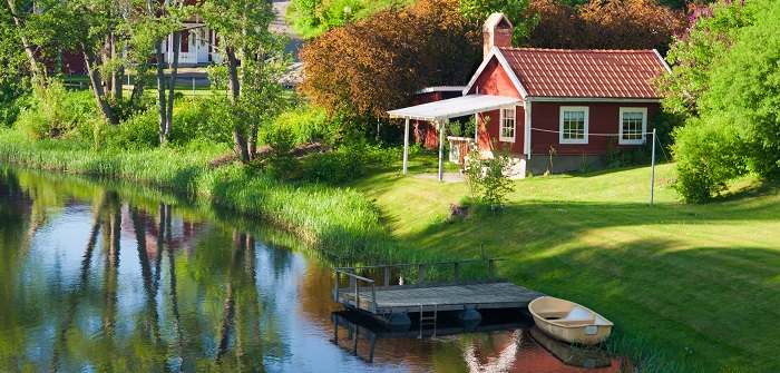 häuser in schweden