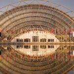 Messehallen: Architektonische Highlights