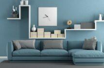 Gemütliches Wohnzimmer: Tipps & Faktoren für ein trautes Heim