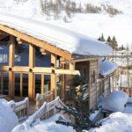 Berg Chalet in Frankreich: Urlaub für Romantiker und Architektur-Liebhaber