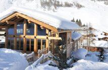 Berg Chalet in Frankreich – Urlaub für Romantiker und Architektur-Liebhaber