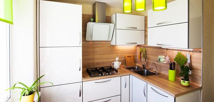 Kleine Küchen: Tipps und Hacks für die optimale Raumnutzung