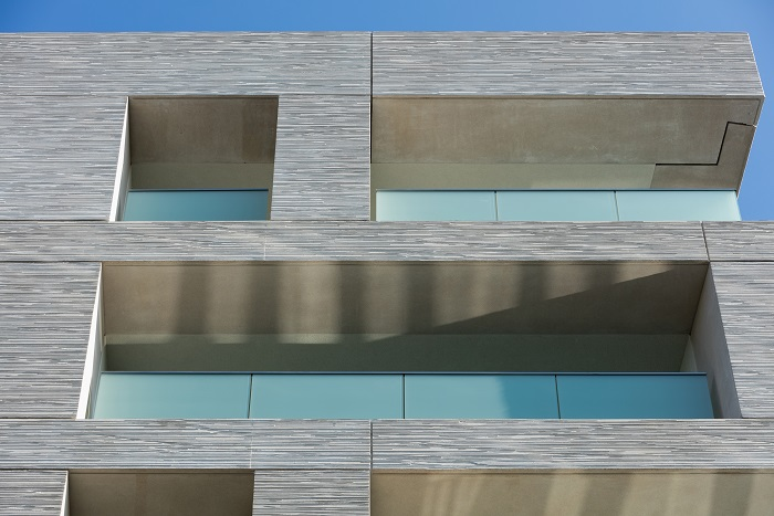 Die Zukunft der Stadt spiegelt sich auch im architektonischen Konzept des Q6 Q 7 wider: Lebendige statt langweiliger, monolithischer Fassaden,