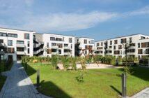 """Das im September 2016 eröffnete """"Q 6 Q 7"""" in Mannheim ist ein Beispiel für den Ansatz der neuen, multifunktionalen Stadt"""
