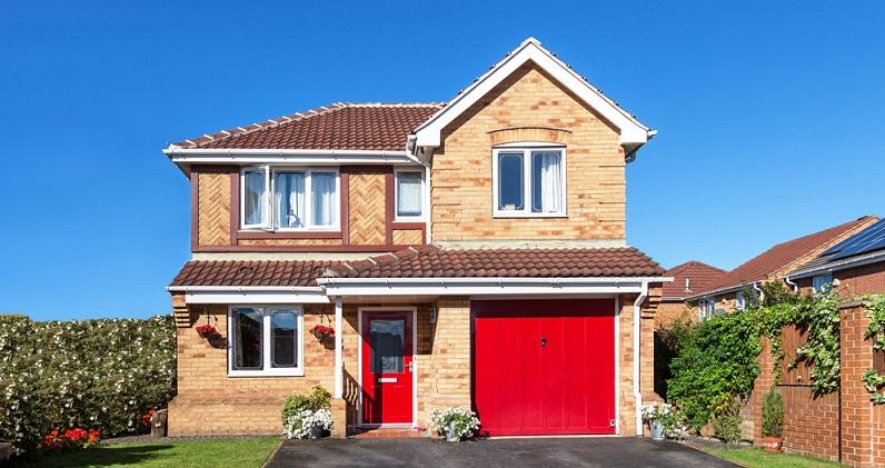 Mieteinnahmen durch die Vermietung einer integrierten Wohnung im eigenen Haus müssen selbstverständlich steuerlich geltend gemacht werden. (#02)